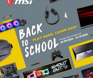 BACK TO SCHOOL - PLAY HARD, LEARN EASY