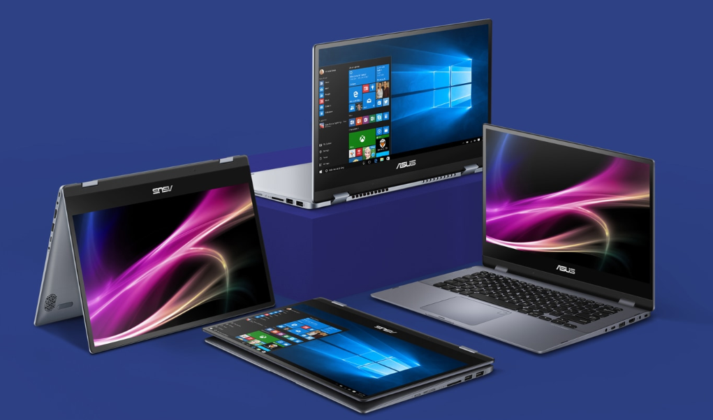 Kết quả hình ảnh cho Laptop Asus VivoBook Flip 14 TP412FA-EC120T