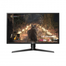 Màn hình LG 27GK750F-B (27 inch/FHD/LED/240Hz/1ms/350cd/m²/DP+HDMI)