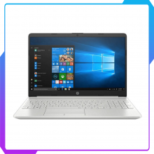 Laptop HP 15s-du0129TU 1V891PA I3-8130U | 4GB | 1TB  |  Ext DVDSM | FreeDos | 15.6''HD